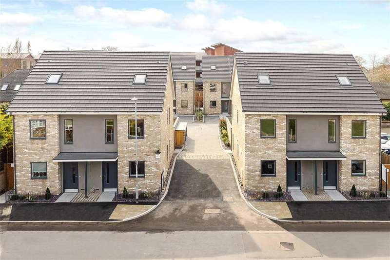 3 Bedrooms Semi Detached House for sale in 42 Fisher's Lane, Cherry Hinton, Cambridge