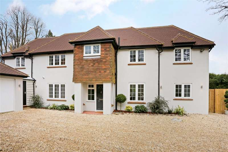 4 Bedrooms Detached House for sale in Hare Lane, Little Kingshill, Great Missenden, Buckinghamshire, HP16