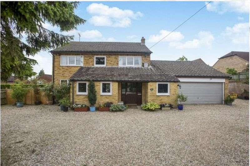 6 Bedrooms Detached House for sale in Kite Hill, Wanborough, Swindon, SN4 0AW