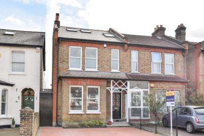 5 Bedrooms Semi Detached House for sale in Mackenzie Road, Beckenham