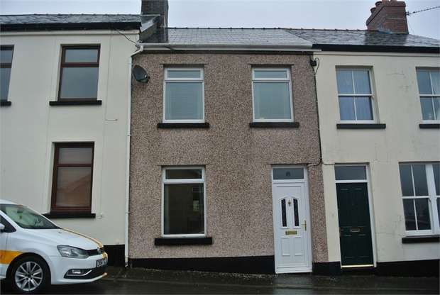 2 Bedrooms Terraced House for sale in Lower Waun Street, Blaenavon, PONTYPOOL, Torfaen