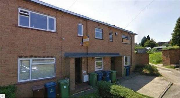 1 Bedroom Flat for sale in West Close, Stone, Staffordshire