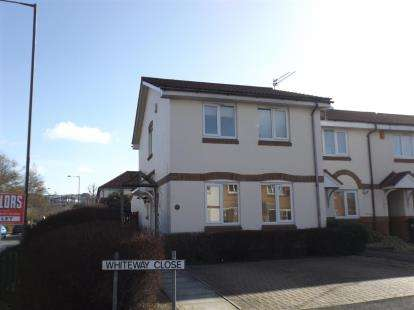 3 Bedrooms End Of Terrace House for sale in Whiteway Close, St. Annes Park, Bristol, Somerset