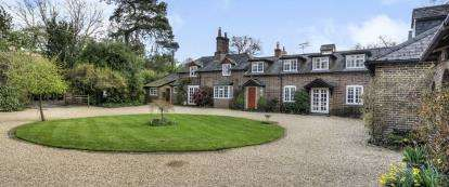 7 Bedrooms Detached House for sale in Bartley, Southampton, Hampshire