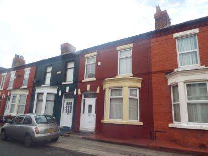 4 Bedrooms Terraced House for sale in Ancaster Road, Aigburth, Liverpool, Merseyside, L17