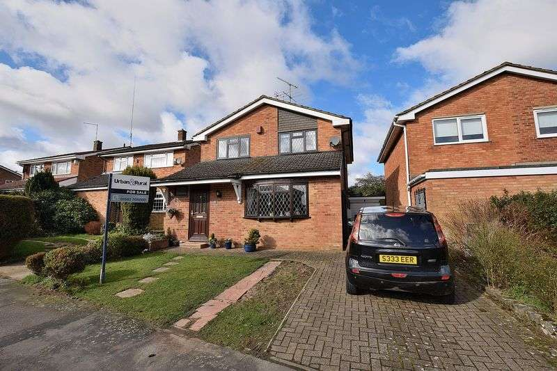 4 Bedrooms Detached House for sale in Poplar Road, Kensworth
