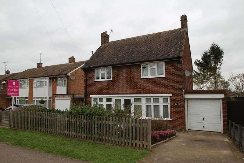 3 Bedrooms Property for sale in Bedford Road, Letchworth Garden City, SG6 4DU