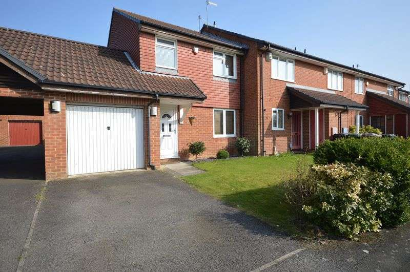 3 Bedrooms House for sale in Spurcroft, Luton