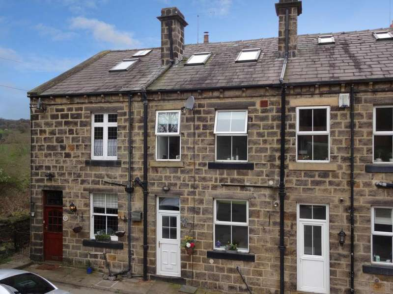 3 Bedrooms House for sale in Airedale Mount, Rodley