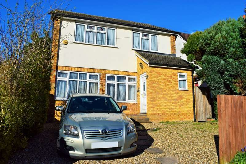3 Bedrooms Detached House for sale in Clarendon Road, High Wycombe