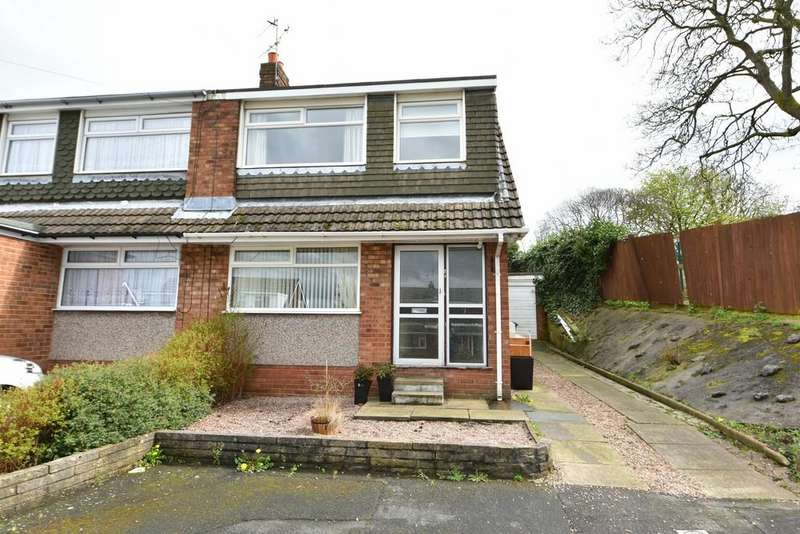 3 Bedrooms Semi Detached House for sale in Pendle Drive, Ormskirk