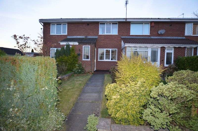 2 Bedrooms Terraced House for sale in Selby Close, Milnrow