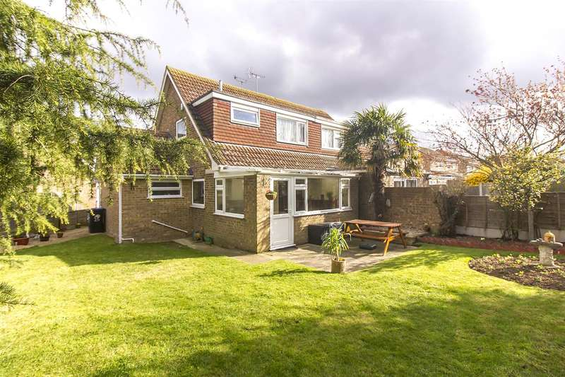 4 Bedrooms Semi Detached House for sale in The Hawthorns, Broadstairs