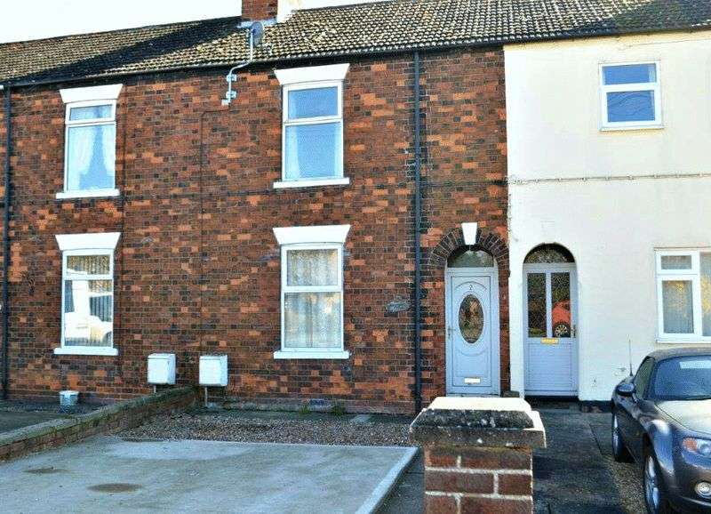 3 Bedrooms Terraced House for sale in Willowcroft Villas, New Holland