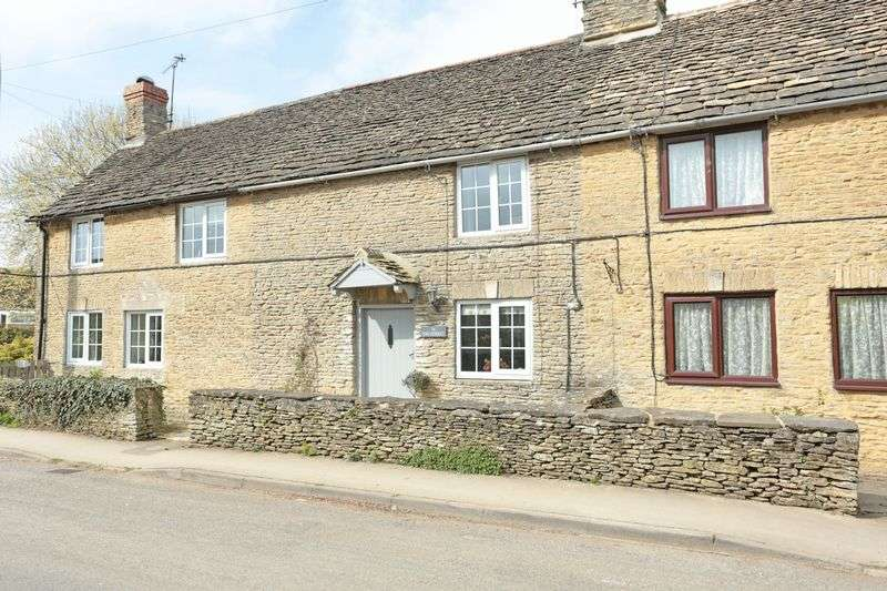 2 Bedrooms Terraced House for sale in Hullavington, Wiltshire