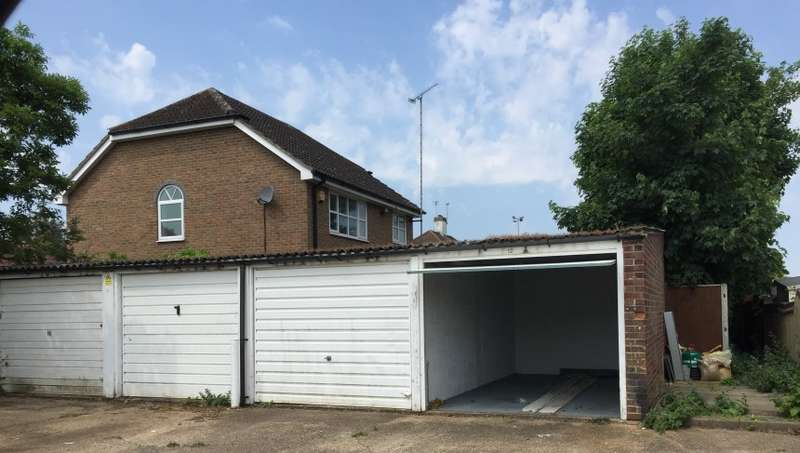 Land Commercial for sale in Garages 1-4, 7-12 & 34-37, Harcourt Close, Staines-upon-Thames, Egham, Surrey, TW20 8BJ