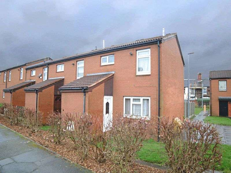 2 Bedrooms Semi Detached House for sale in Flamborough Grove, Middleport, Stoke-On-Trent, ST6 3QZ