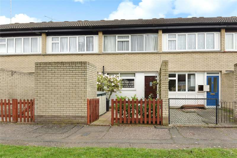 2 Bedrooms Terraced House for sale in Barchester Close, Uxbridge, Middlesex, UB8