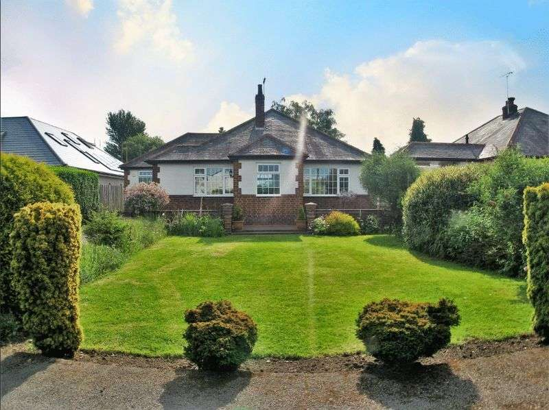 4 Bedrooms Detached Bungalow for sale in Old Main Road, Costock, Loughborough