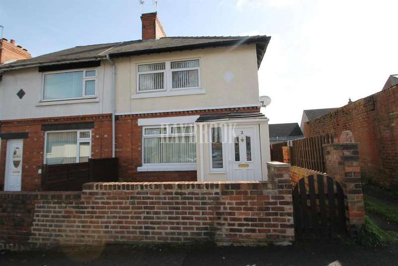 2 Bedrooms End Of Terrace House for sale in Howard Road, Bramley