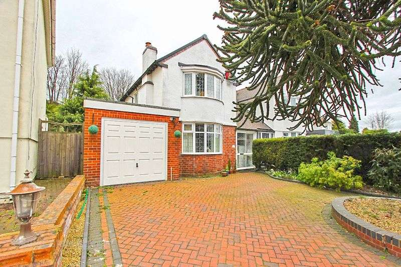 3 Bedrooms Semi Detached House for sale in Lichfield Road, Bloxwich Walsall
