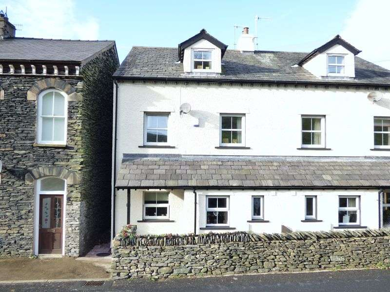 5 Bedrooms Semi Detached House for sale in Tebay, Penrith