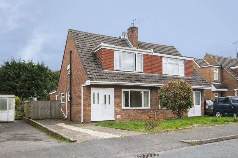 3 Bedrooms Semi Detached House for sale in Anderson Place, Newport