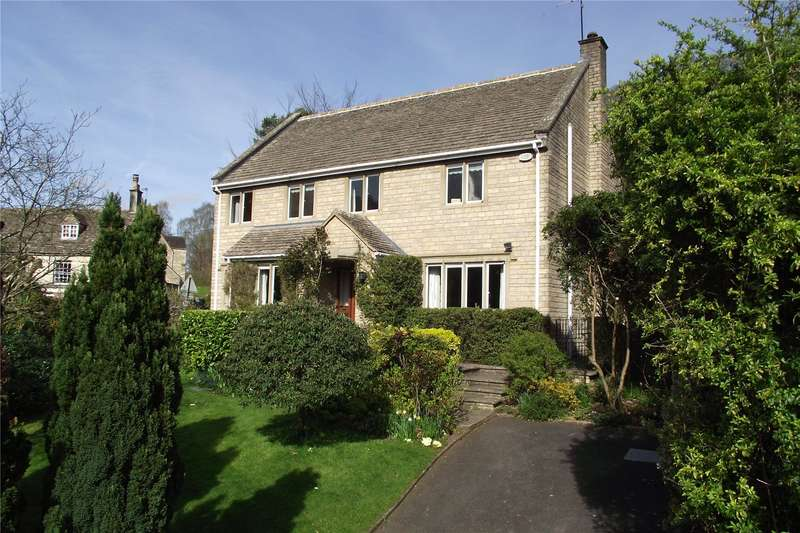4 Bedrooms Detached House for sale in Sheepscombe, Stroud, Gloucestershire, GL6