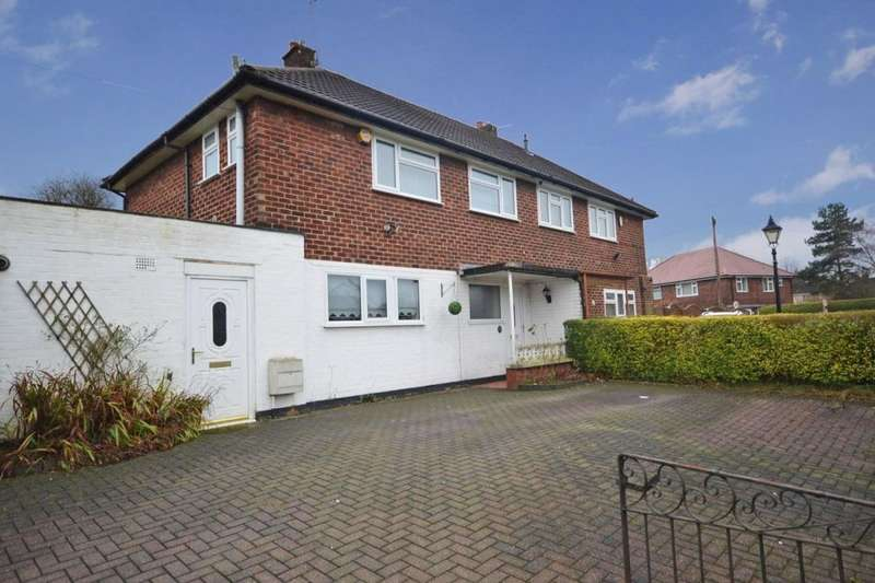 3 Bedrooms Semi Detached House for sale in Rydal Crescent, Worsley, Manchester, M28