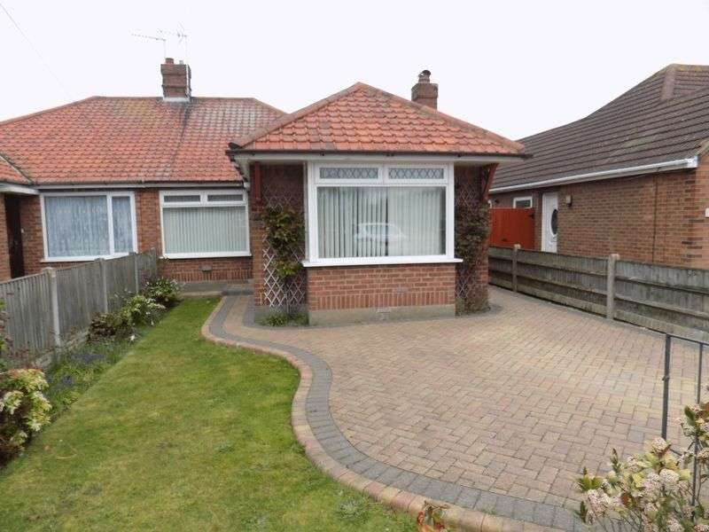 3 Bedrooms Semi Detached Bungalow for sale in Burgh Road, Gorleston, Great Yarmouth