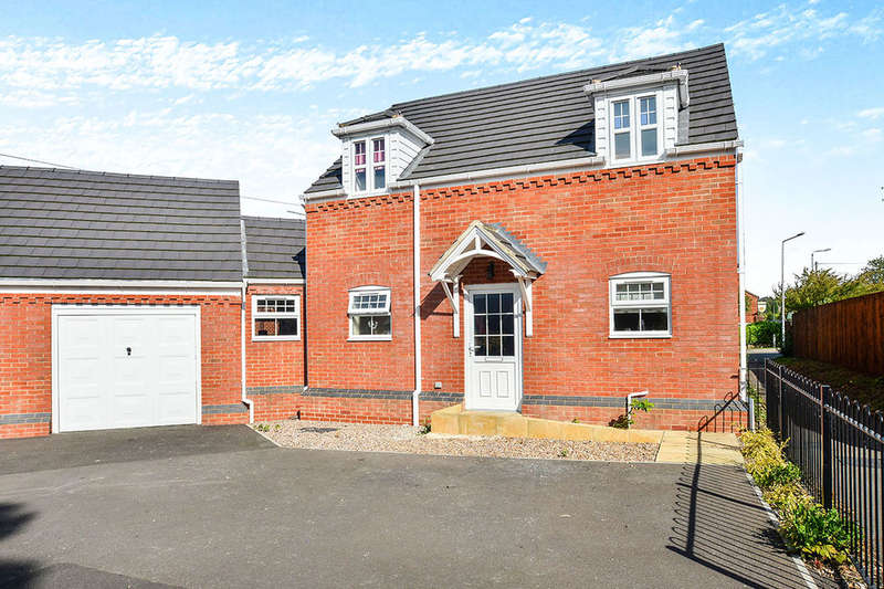 3 Bedrooms Detached House for sale in Broad Lane, Brinsley, Nottingham, NG16
