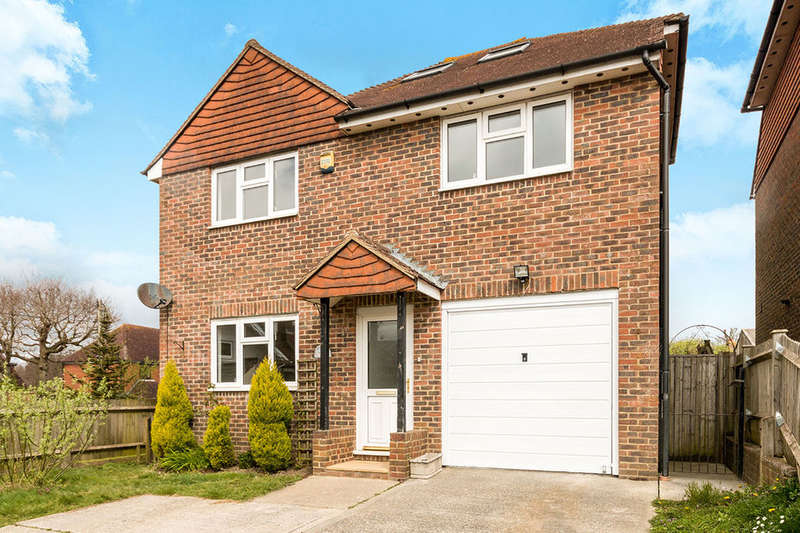 4 Bedrooms Detached House for sale in Chapel Lane, Westfield, Hastings, TN35