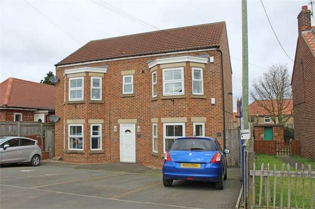 3 Bedrooms Flat for sale in Addison Road, Great Ayton, Middlesbrough, North Yorkshire