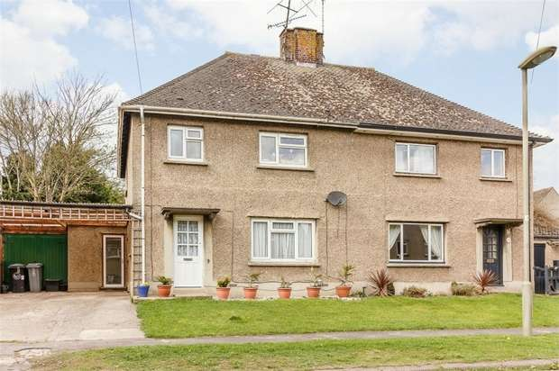 3 Bedrooms Semi Detached House for sale in Eastfield Road, Witney, Oxfordshire