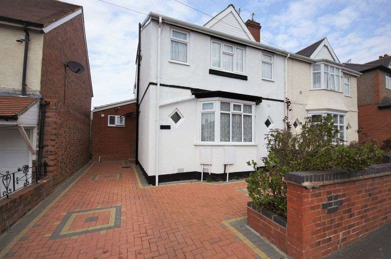 4 Bedrooms Semi Detached House for sale in Doris Road, Sparkhill - FOUR BEDROOM EXTENDED SEMI-DETACHED FAMILY HOME IN PRIME LOCATION!
