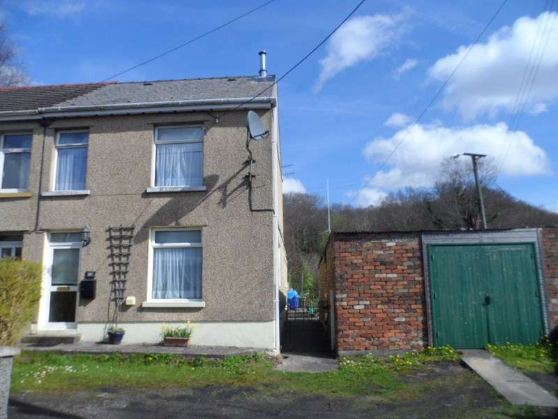 3 Bedrooms Semi Detached House for sale in Heol Tredeg, Upper Cwmtwrch, Swansea