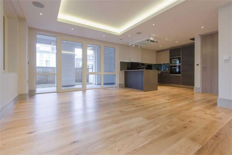2 Bedrooms Property for sale in Searle House, St John's Wood, London, NW8