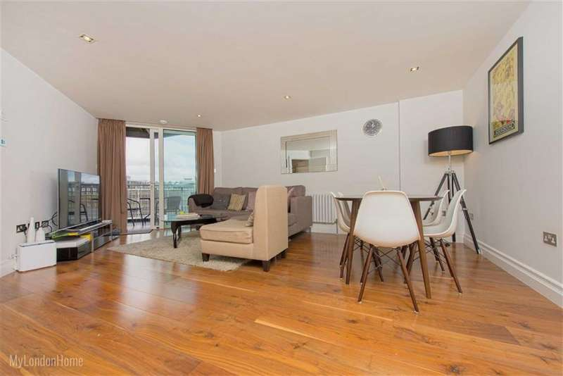 2 Bedrooms Property for sale in The Hansom, Victoria, London, SW1V