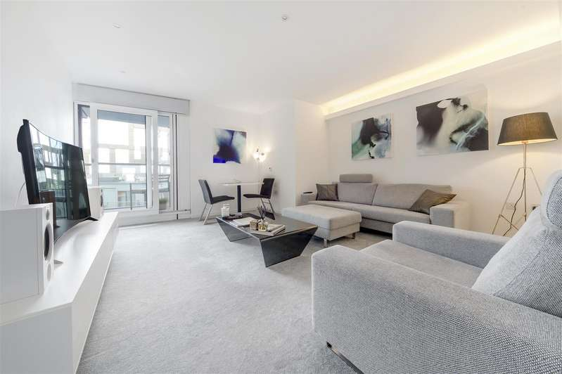 1 Bedroom Property for sale in The Cube Wharfside Street, Birmingham