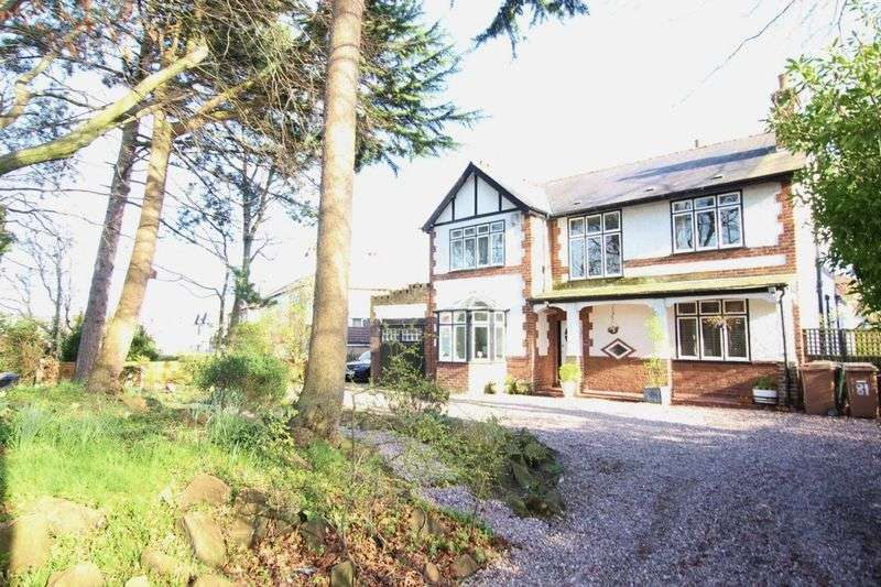 4 Bedrooms Detached House for sale in Ford Road, Wirral