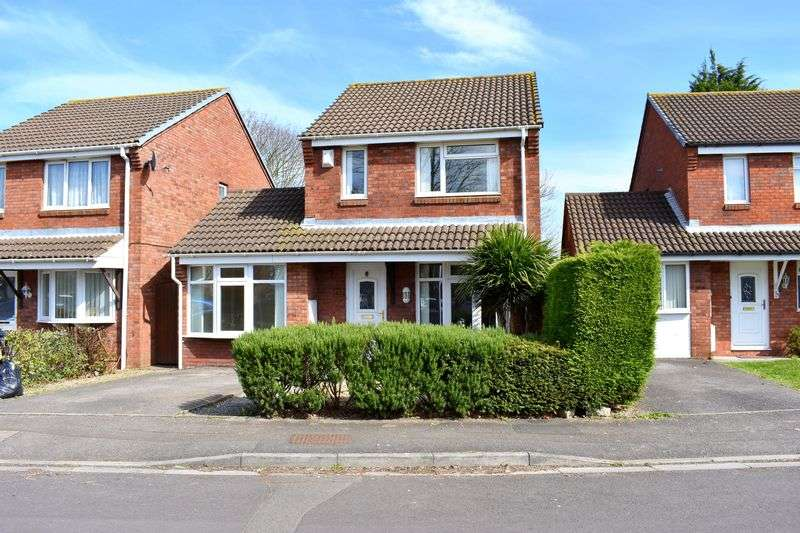 3 Bedrooms Detached House for sale in Stonebridge, Clevedon