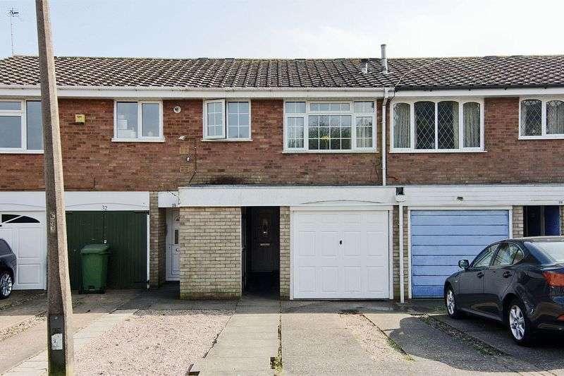 1 Bedroom Flat for sale in Longacres, Hedensford, Cannock