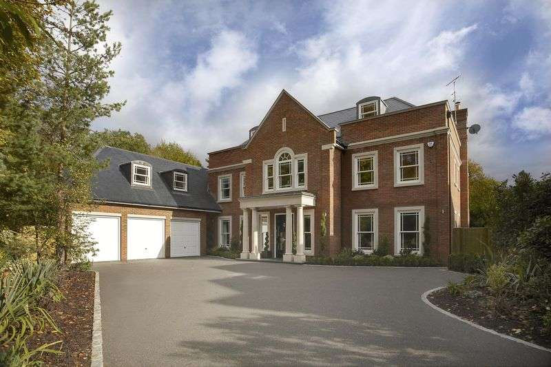 6 Bedrooms Detached House for sale in Robins Wood, Monks Drive, Ascot, Berkshire
