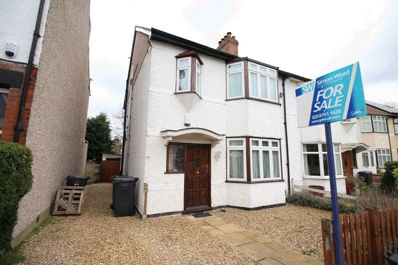 5 Bedrooms Semi Detached House for sale in Grecian Crescent, Upper Norwood, London SE19