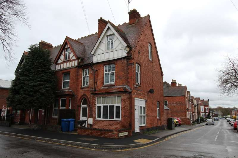 1 Bedroom Flat for sale in Victoria Road, Tamworth