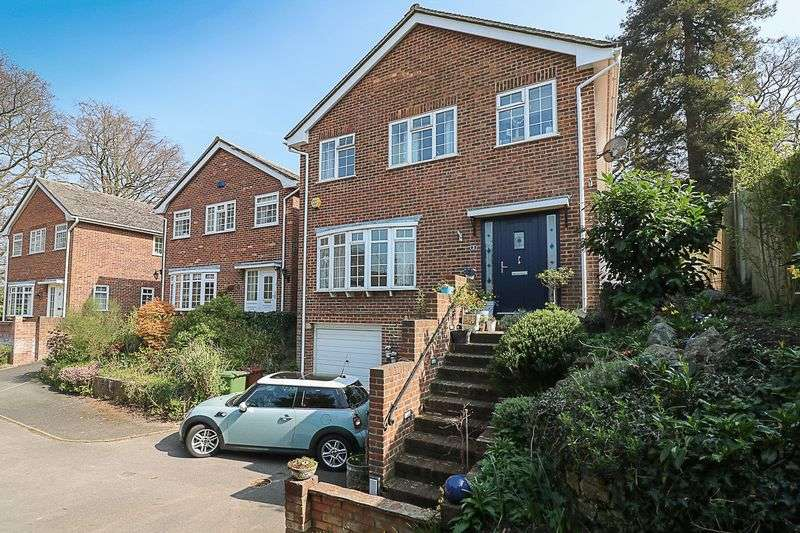 5 Bedrooms Detached House for sale in Hilbert Close, Tunbridge Wells
