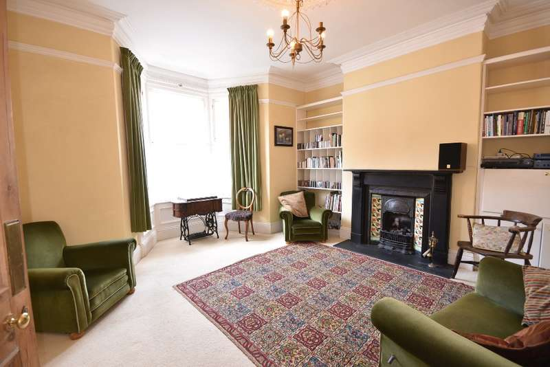 5 Bedrooms Terraced House for sale in Ripon Gardens, Jesmond Vale