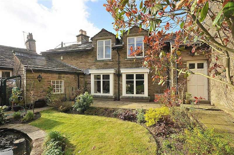 4 Bedrooms Cottage House for sale in Redway, Kerridge, Macclesfield
