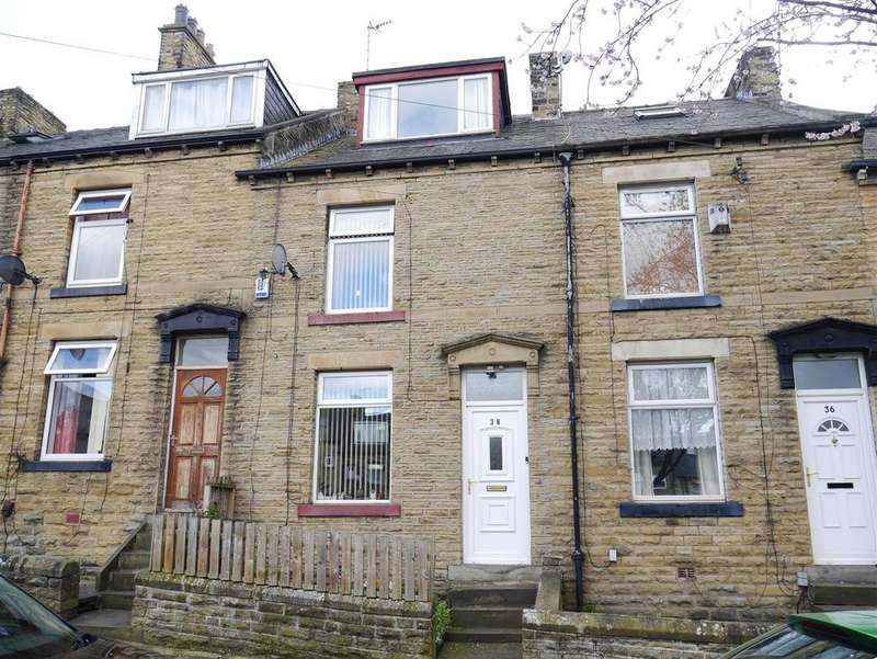 3 Bedrooms Terraced House for sale in Balfour Street, East Bowling