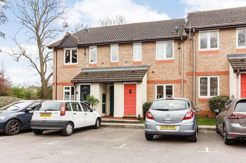 1 Bedroom Ground Flat for sale in Nutfield Court, Southampton